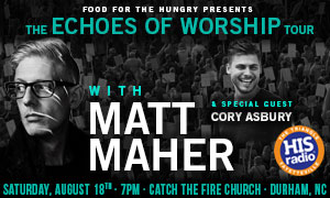 Matt Maher with Cory Asbury