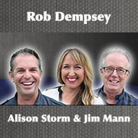 HIS Morning Crew with Rob, Alison and Jim